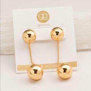 NEW // Gorjana Newport Drop Earrings